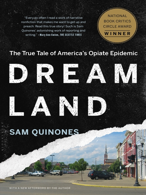 Title details for Dreamland by Sam Quinones - Wait list