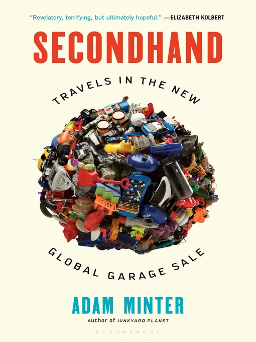 Title details for Secondhand by Adam Minter - Wait list