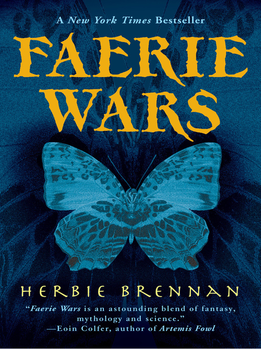 Title details for Faerie Wars by Herbie Brennan - Available