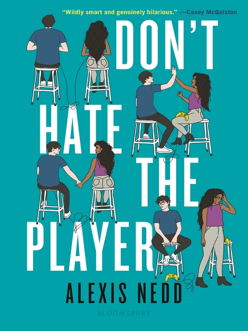 Title details for Don't Hate the Player by Alexis Nedd - Available