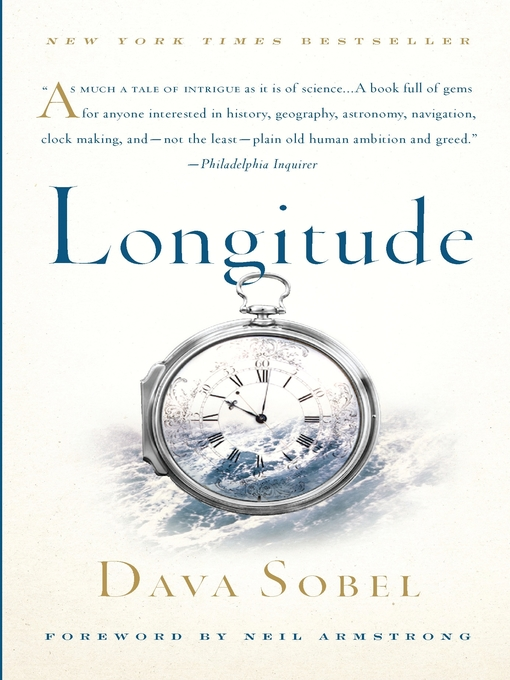 Title details for Longitude by Dava Sobel - Available