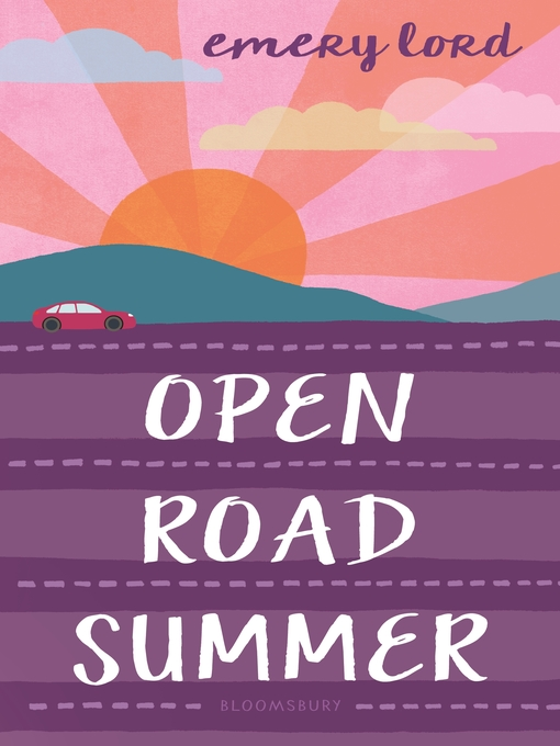 Cover image for Open Road Summer
