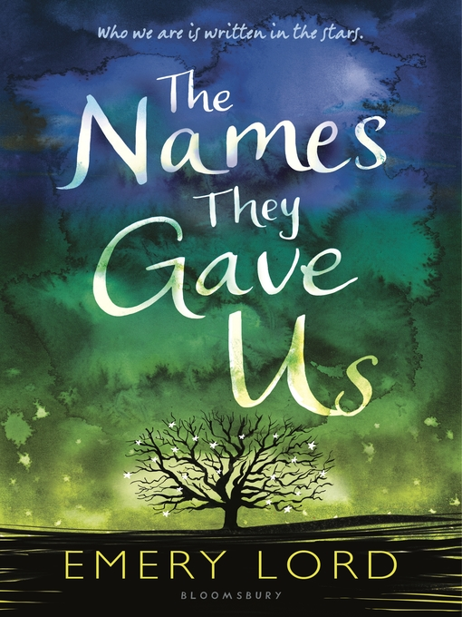 Cover of The Names They Gave Us