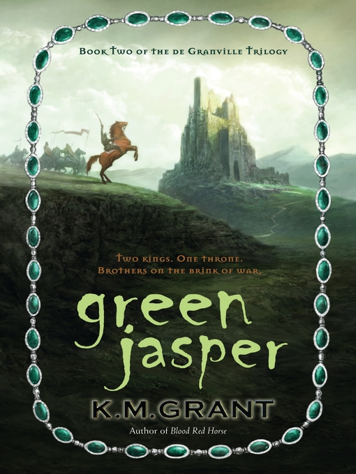 Title details for Green Jasper by K. M. Grant - Available