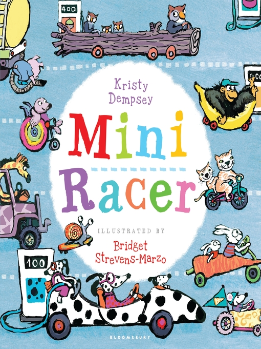 Title details for Mini Racer by Kristy Dempsey - Available
