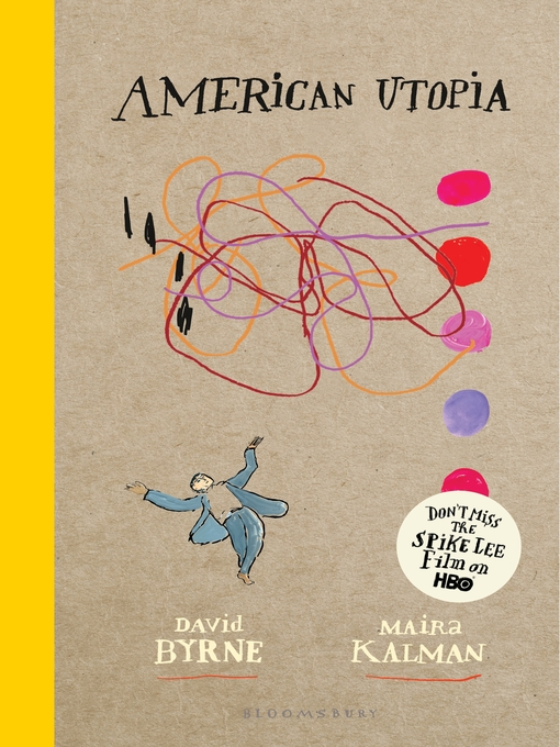 Title details for American Utopia by David Byrne - Wait list