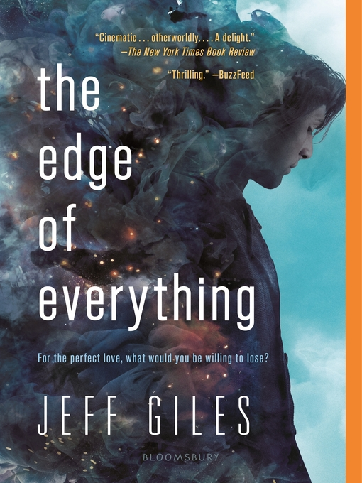 Title details for The Edge of Everything by Jeff Giles - Wait list