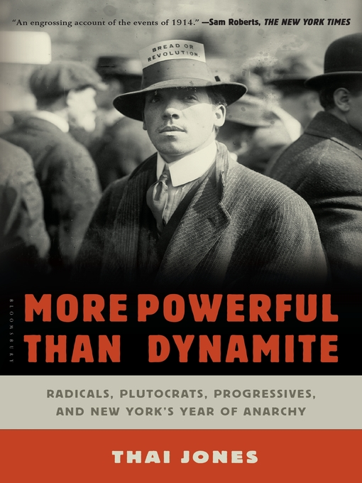 More powerful than dynamite