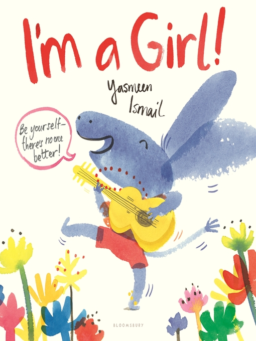 Cover image for book: I'm a Girl!