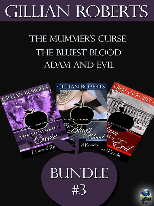 Title details for The Amanda Pepper Mysteries, Bundle 3 by Gillian Roberts - Wait list
