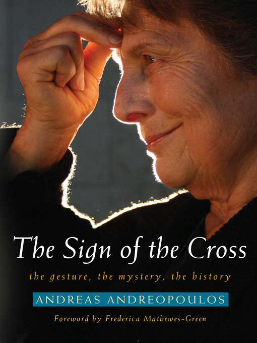 the sign of cross How the sign of the cross is the antidote to the mark of the devil errors in the claims of those who oppose this practice the theological significance of the motions, vertical and horizontal.