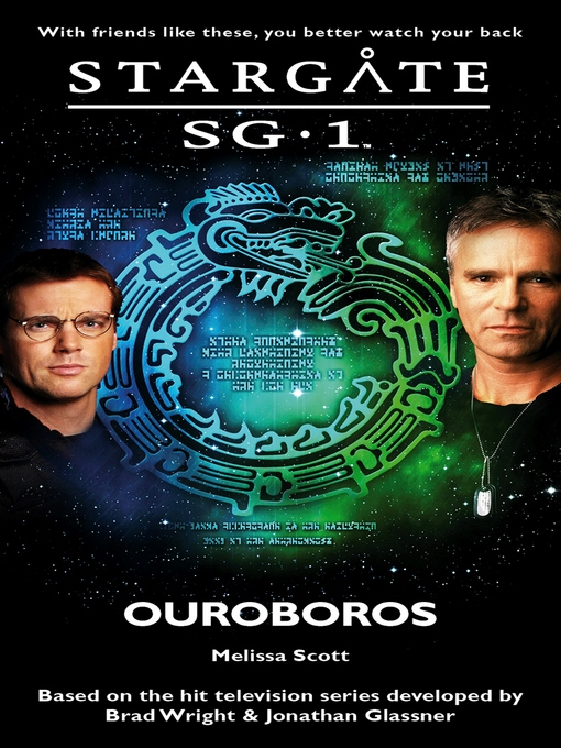 Title details for SG1-23 - Ouroboros by Melissa Scott - Available