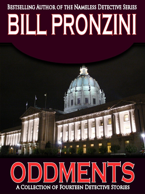 Title details for Oddments by Bill Pronzini - Available