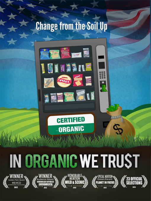 Title details for In Organic We Trust by Kip Pastor - Available