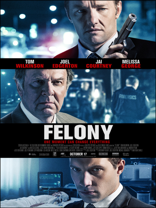 Cover of Felony