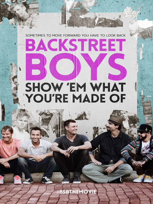 Title details for Backstreet Boys by Stephen Kijak - Available