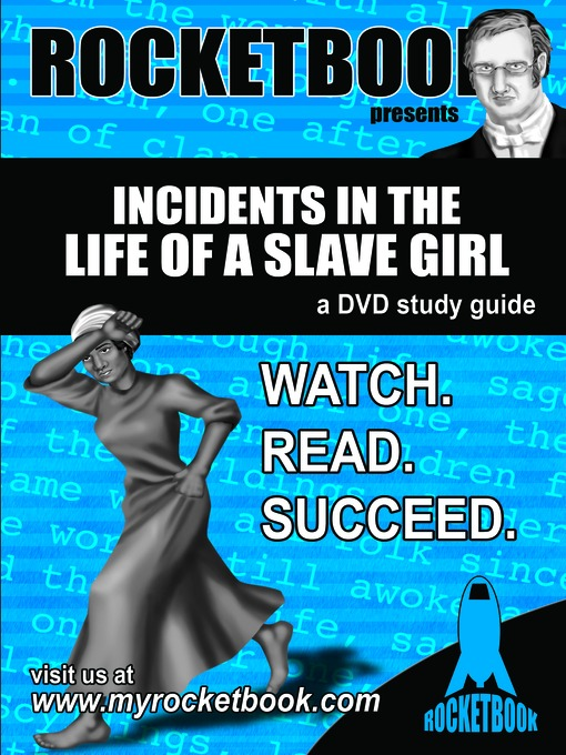 a literary analysis of incidents in the life of a slave girl Home → sparknotes → literature study guides → incidents in the life of a slave girl how to write literary analysis.