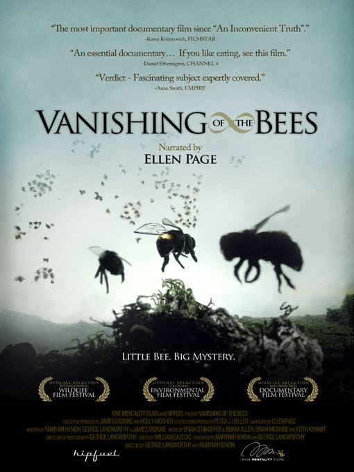 Cover of Vanishing of the Bees