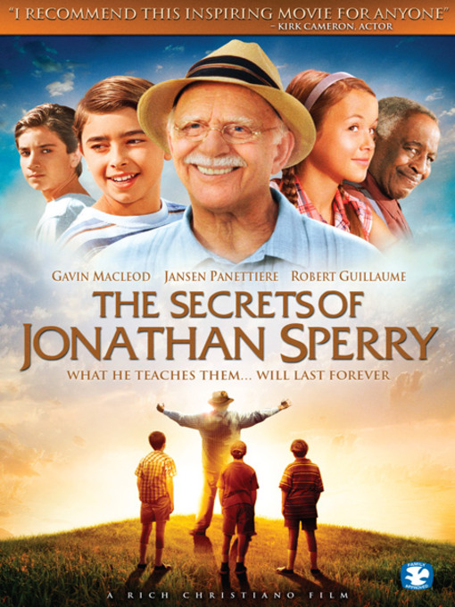 Title details for The Secrets Of Jonathan Sperry by Rich Christiano - Available