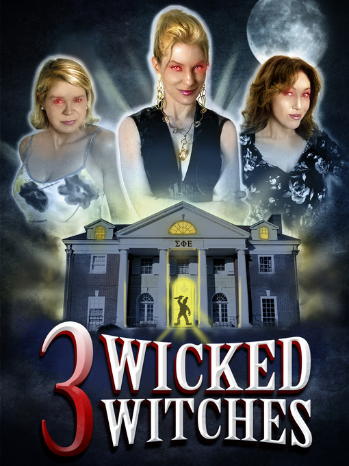 Cover of 3 Wicked Witches