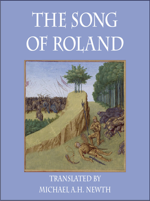 a literary analysis of the epic the song of roland Literary perspectives to enrich your analysis the song of roland and the odyssey are both epic works whose use literary perspectives to enrich your analysis.