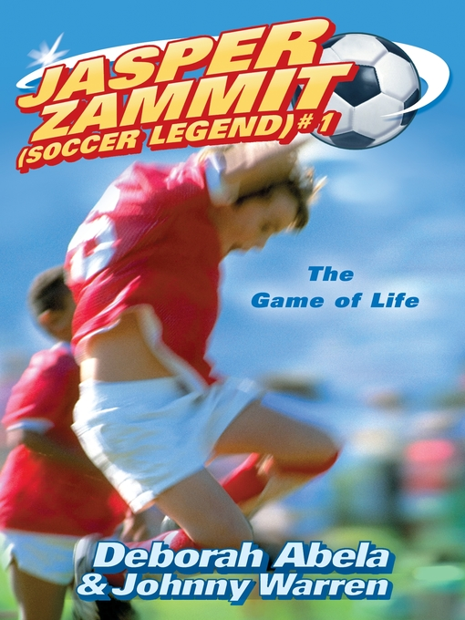 Title details for Jasper Zammit Soccer Legend 1 by Deborah Abela - Available