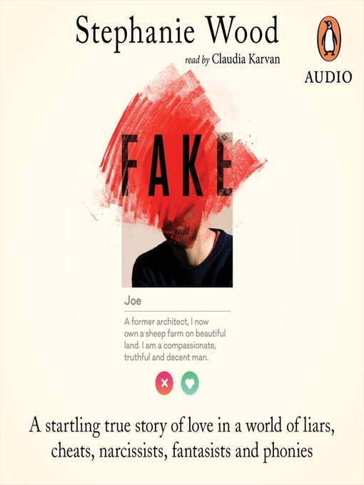 Title details for Fake by Stephanie Wood - Wait list