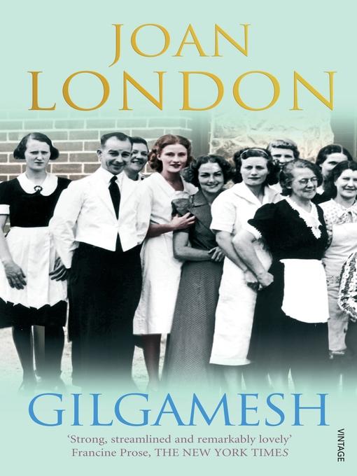 Title details for Gilgamesh by Joan London - Wait list