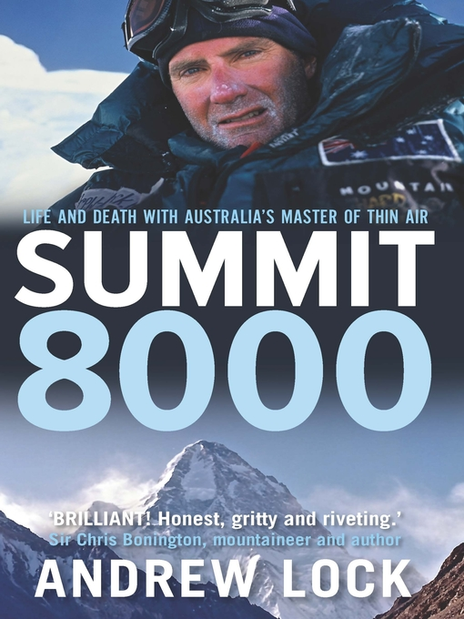 Cover of Summit 8000