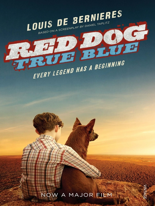 Cover image for book: Red Dog