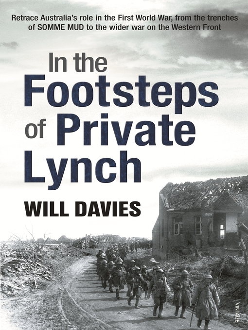 Title details for In the Footsteps of Private Lynch by Will Davies - Available