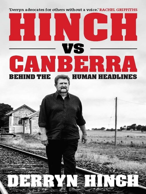 Title details for Hinch vs Canberra by Derryn Hinch - Available