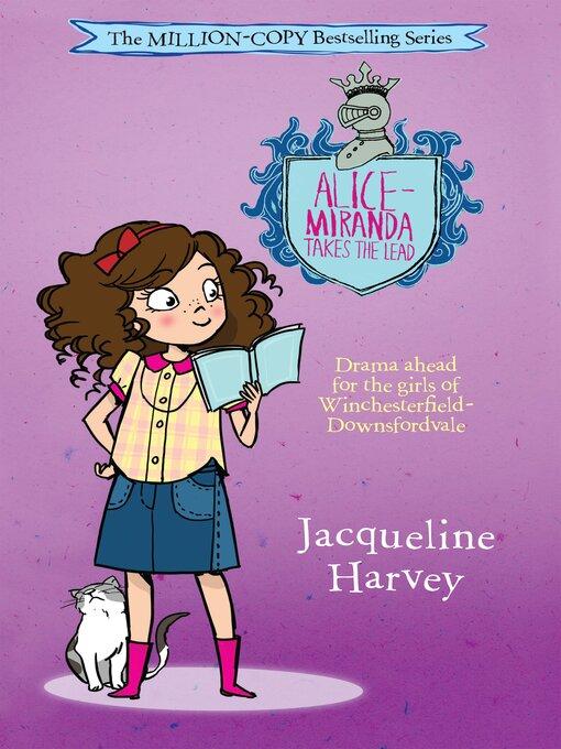 Title details for Alice-Miranda Takes the Lead by Jacqueline Harvey - Wait list