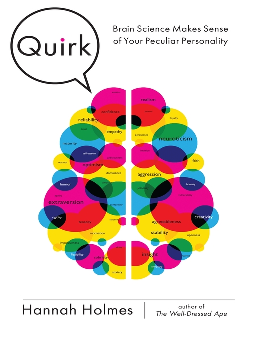 Title details for Quirk by Hannah Holmes - Available