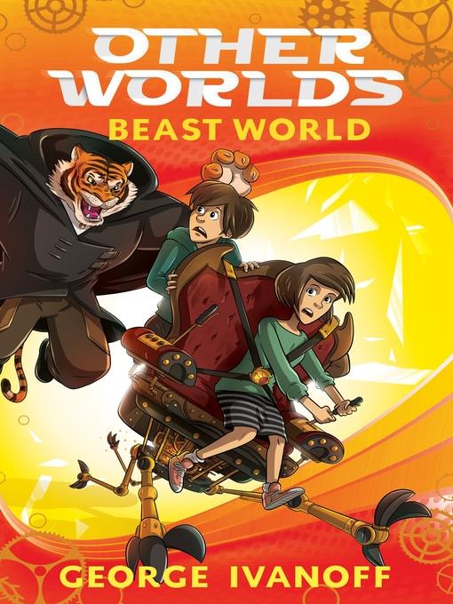 Beast World Otherworlds Series, Book 2