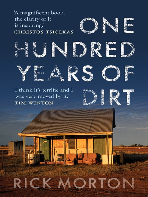 Title details for One Hundred Years of Dirt by Rick Morton - Wait list