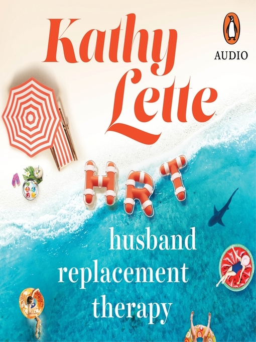 Title details for HRT by Kathy Lette - Available