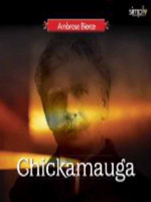 Cover image for Chickamauga