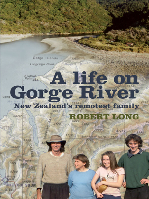 Title details for A Life on Gorge River by Robert Long - Available
