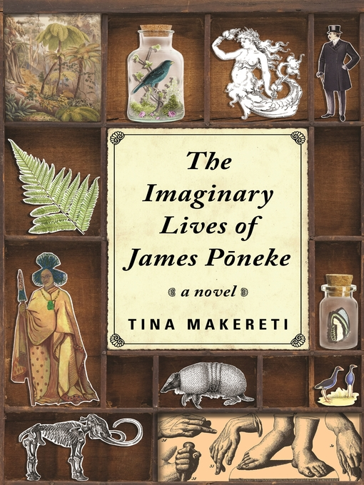 Title details for The Imaginary Lives of James Poneke by Tina Makereti - Wait list