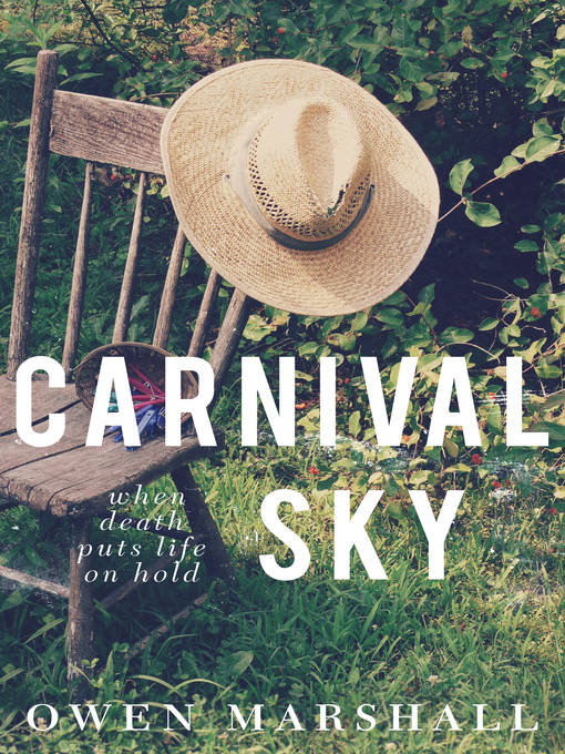 Title details for Carnival Sky by Owen Marshall - Wait list
