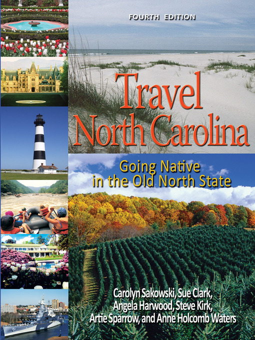 Title details for Travel North Carolina by Carolyn Sakowski - Available
