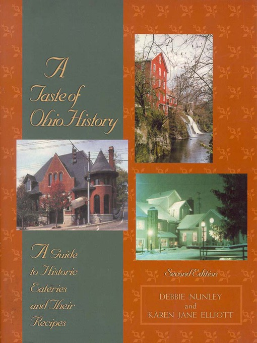 Title details for A Taste of Ohio History by Debbie Nunley - Available