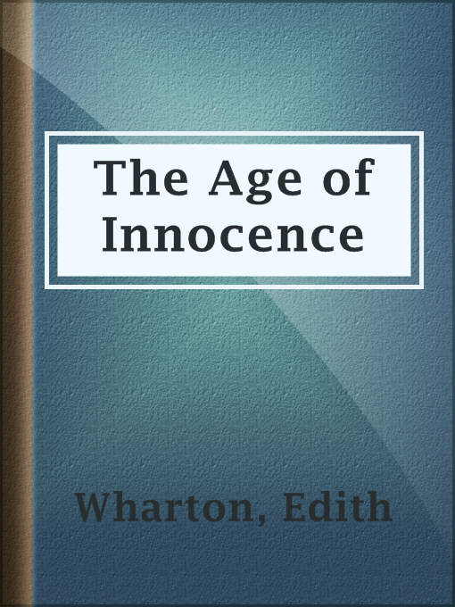 תמונה של  The Age of Innocence