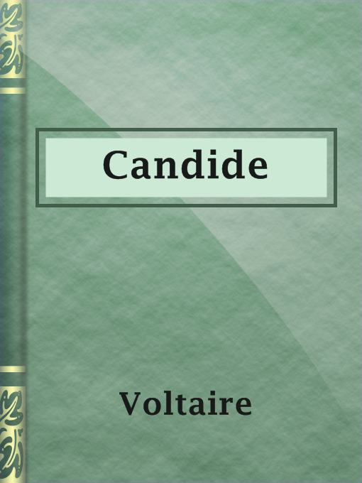 Title details for Candide by Voltaire - Available