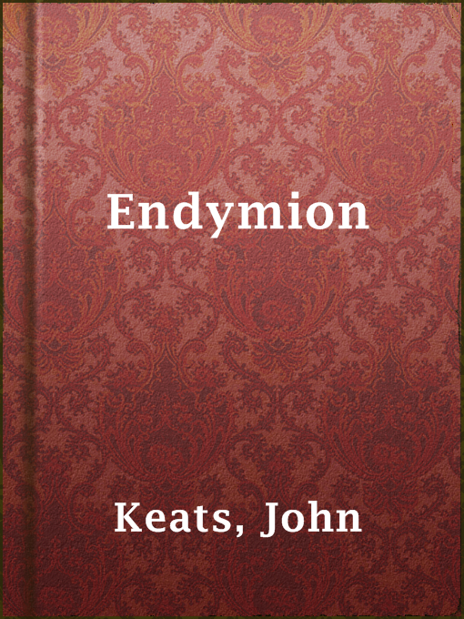 Title details for Endymion by John Keats - Available