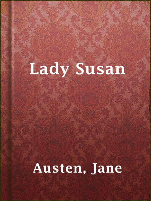 Title details for Lady Susan by Jane Austen - Available