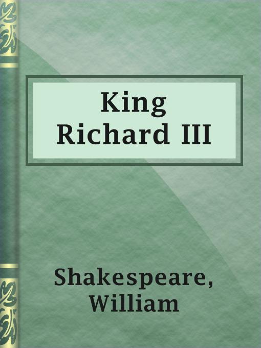 king richard essay