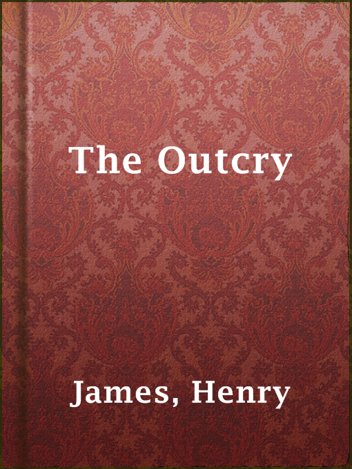 Cover of The Outcry