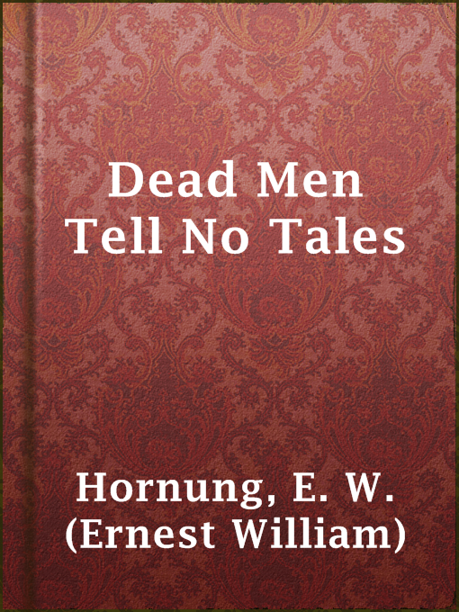 an analysis of the book dead men do tell tales by william r maples Crime science: methods of forensic detection joe nickell john f the late william r maples of gainesville in his book,dead men do tell tales, dr maples.